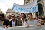 De Andrè e Baccini a sostegno del movimento genovese #Orabasta