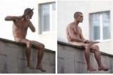 Pyotr Pavlensky si taglia l'orecchio contro la psichiatria politica