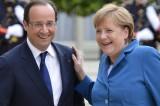 Se anche la Germania rischiasse? Ora la Merkel appoggia la Francia