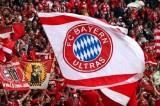 Bayern Monaco: lezione di tifo all'Olimpico