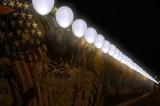 Caduta muro di Berlino. Una cortina di 8.000 palloncini per i 25 anni