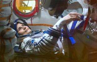 VIDEO: il lancio dell'astronauta italiana Samantha Cristoforetti