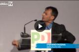 VIDEO Assemblea PD, Fassina urla contro Renzi: 'basta caricature'