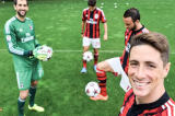 Huawei e A.C. Milan 'scattano' fianco a fianco per un binomio vincente