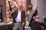 Dan Bilzerian inguaia il deputato Rohrabacher: cocaina nella foto