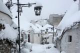 Nevicate record, il 2014 saluta l'Italia imbiancando il Sud