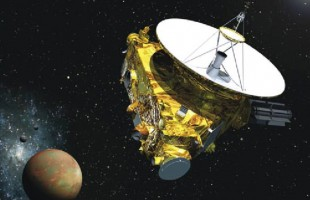 New Horizons, wake up verso Plutone sulle note di Star Trek