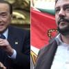Salvini e Berlusconi: dal 'ci riporta indietro di vent'anni' all'alleanza anti-Renzi
