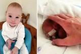 I medici consigliarono l'aborto, oggi Jett compie 1 anno