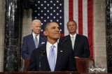 """Obama nel discorso all'Unione: """"La crisi è alle spalle"""""""