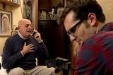 Scherzi a Parte, Paolo Brosio in lacrime per finta telefonata del papa