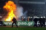 Troppa violenza negli stadi, sospeso il campionato greco