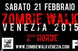 Zombie Walk 2015, Venezia per un giorno è The Walking Dead