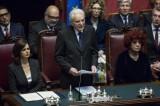 I punti cruciali del discorso del nuovo Presidente della Repubblica