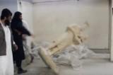 VIDEO Storia e cultura decapitate dall'Isis. Distrutto il museo di Mosul