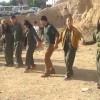 VIDEO Kobane liberata: il festeggiamento dei combattenti curdi