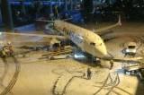 Aeroporto di Dublino, staff Ryanair disegna pene gigante sulla neve