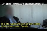 Scherzo de Le Iene a Schettino, chiede 2 milioni di euro per l'Isola