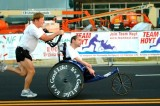 Rick e Dick del Team Hoyt: papà e figlio corrono contro l'impossibile