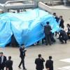 Giappone: trovato drone radioattivo sul tetto dell'ufficio del premier