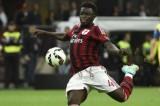 Milan, Muntari fuori rosa, non sarà a Palermo