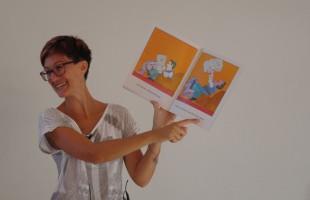 Intervista a Manuela Salvi, celebre autrice di libri per ragazzi