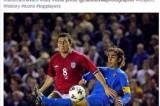 Steven Gerrard: nel giorno dell'addio Cannavaro lo confonde per Lampard