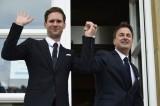 Lussemburgo, nozze gay per Xavier Bettel. È il primo premier in Europa