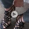 VIDEO Esperimento: ragazzo indossa i tacchi alti per sfidare le donne