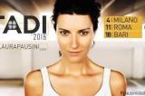 Laura Pausini Stadi 2016: info, biglietti e date del tour