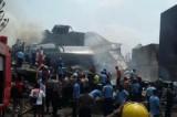 Indonesia: aereo militare precipita su quartiere residenziale