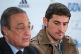 Real Madrid, il complotto di Perez dietro l'addio di Casillas?