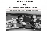 All'Osteria da Benito: Nicola Delfino vs la commedia all'italiana