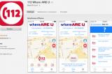 Where are u, l'app di soccorso della Lombardia per donne e anziani