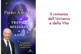 """Piero Angela racconta il suo libro a """"La voce degli scrittori"""""""