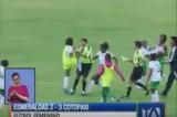 VIDEO Calcio femminile: in Ecuador calciatrici picchiano arbitro, avversarie e tifosi