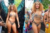 Rihanna, la regina del Carnevale alle Barbados. Gli scatti più hot