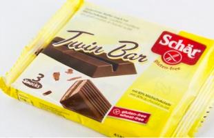 Allarme salmonella: ritirate le barrette al cioccolato Dr. Schär