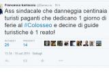 """Colosseo, Francesca Barracciu: """"l'assemblea sindacale è un reato"""""""