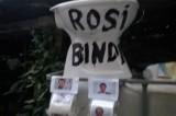 FOTO Napoli, la tazza del wc dedicata a Rosy Bindi
