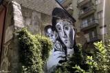 Avellino, imbrattato murales di Carlos Atoche: 'Madonna con scimmia è blasfema'