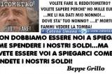 Se Beppe Grillo e TzeTze iniziano a condividere i post di Catena Umana