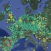 AQI: Online la mappa interattiva sul livello di inquinamento mondiale