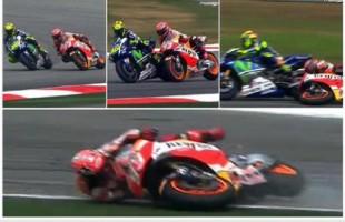 MotoGP, Sepang e il 'calcetto' di Rossi: impossibile da difendere