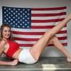 FOTO Le gambe da record di Holly Burt: misurano un metro e ventisei