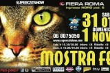 SupercatShow 2015 Gatti in passerella a Fiera di Roma