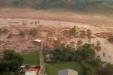 Tragedia in Brasile: crolla diga e sommerge di fango un intero paese