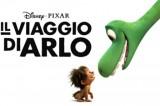 """""""Il Viaggio di Arlo"""" – Cinque buoni motivi per non perdere il nuovo film Disney Pixar"""