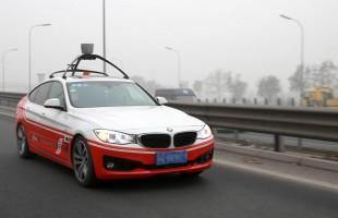 Baidu fa le prove di futuro: testata l'auto senza pilota