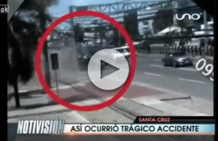VIDEO Incidente stradale in Bolivia: 17enne uccide bimbo di 5 anni